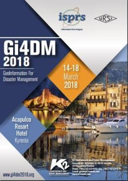 GeoInformation For Disaster Management 2018